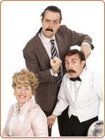 Basil, Sibyl and Manuel